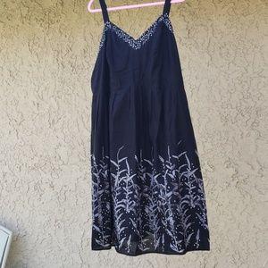 Lane Bryant sun dress